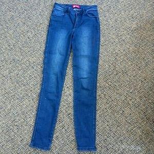 5b83eceaf89 redbat Jeans - Blue skinny jeans